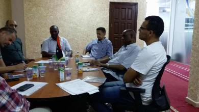 كرة السلة بنغازي تعقد أول اجتماعاتها