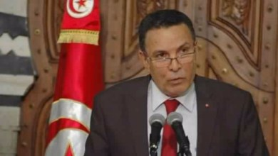 وزير الدفاع التونسي فرحات الحرشاني