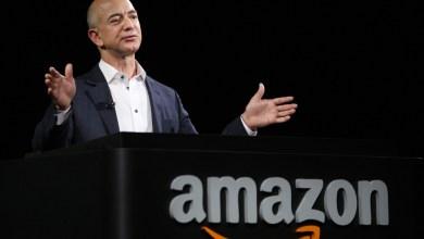 جيف بيزوس مالك شركة أمازون