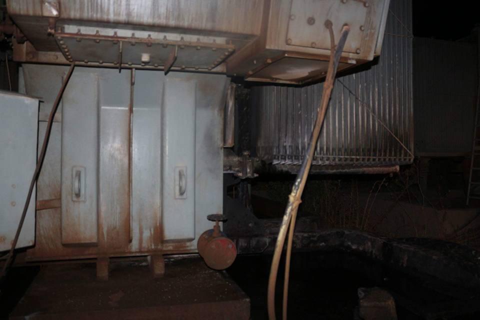 محطة الكهرباء 30 ترهونة