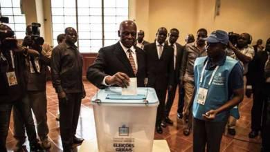 انجولا تنتخب أول زعيم جديد