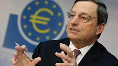 ماريو دراغي رئيس البنك المركزي الأوروبي