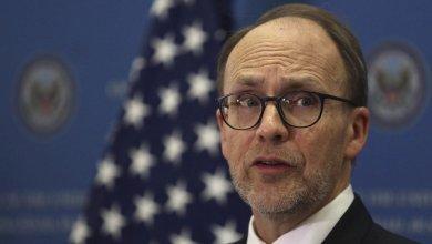 السفير الأمريكي في العراق دوغلاس سيليمان