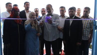 افتتاح قسم النساء والولادة في ابن سينا سرت