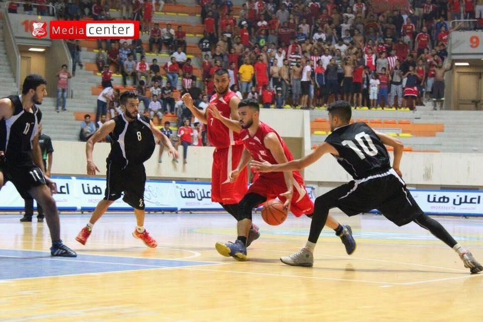 الأهلي بنغازي يفتتح موسم السلة بفوز على التحدي