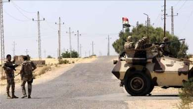 هجوم إرهابي في العريش المصرية