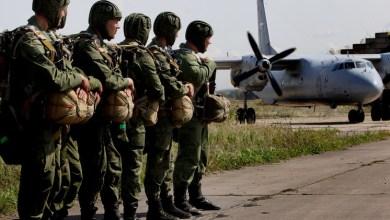 القوات الروسية