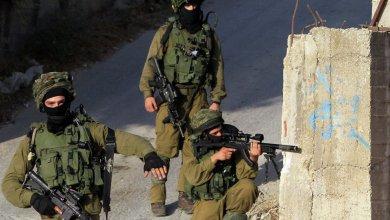 القوات الإسرائيلية