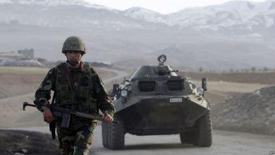 قوات تركية قرب الحدود العراقية، أرشيف