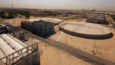 إدارة الصرف الصحي في الكويت