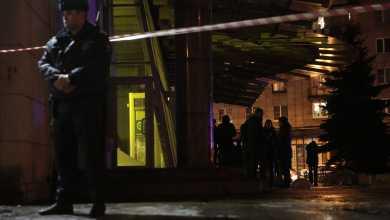 تفجير سان بطرسبرغ