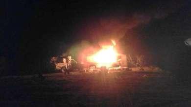 عملية لقوات الجيش المصري في شمال سيناء