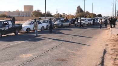 أزمة وقود في مدينة غدامس