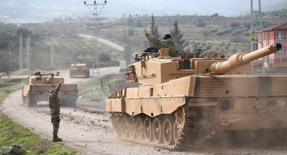 القوات الكردية السورية