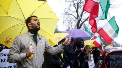 الاحتجاجات الشعبية في إيران