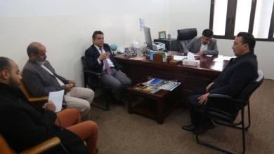 وزير الخارجية بالحكومة المؤقتة محمد الدايري