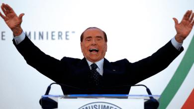 رئيس الوزراء الإيطالي الأسبق سيلفيو برلسكوني