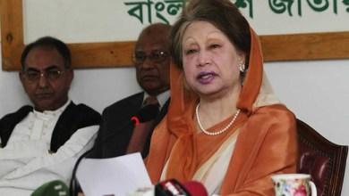 رئيسة وزراء بنغلاديش السابقة وزعيمة المعارضة، خالدة ضياء