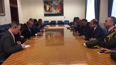 اجتماعات لتوحيد المؤسسة العسكرية الليبية بالقاهرة