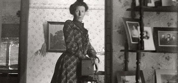 السيلفي الأولى في عام 1900