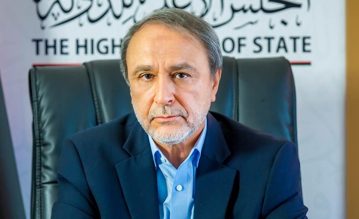 رئيس المجلس الأعلى للدولة عبدالرحمن السويحلي