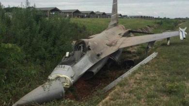 مقاتلة إف-16 ارشيفية