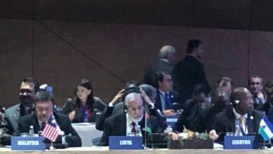 وزير الخارجية محمد الطاهر سيالة