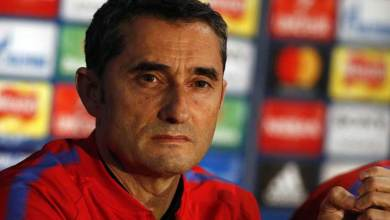 إرنستو بالبيردي مدرب برشلونة