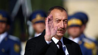 رئيس أذربيجان إلهامعلييف
