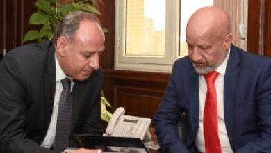 القنصل الليبي في الاسكندرية المصرية عادل الحاسي