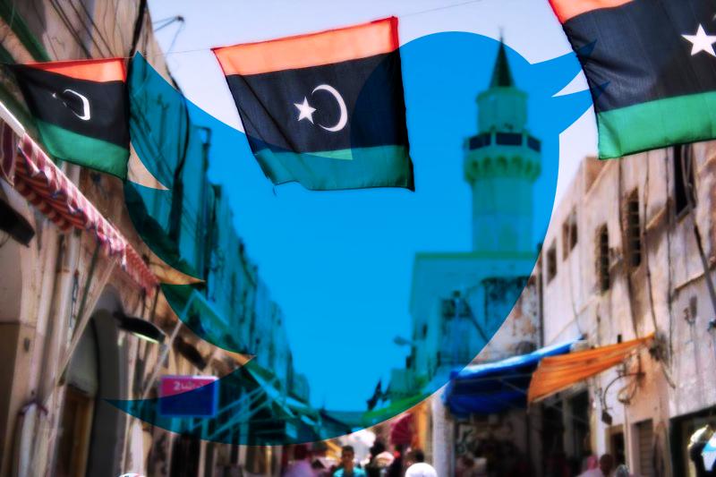 صورة تعبيرية - ليبيا وتويتر