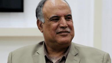 وزير الداخلية بالحكومة المؤقتة إبراهيم بوشناف