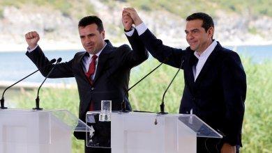 اتفاق تاريخي لتغيير اسم دولة مقدونيا