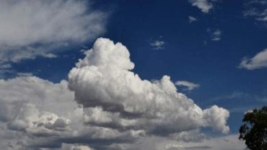 حالة الطقس - النشرة الجوية