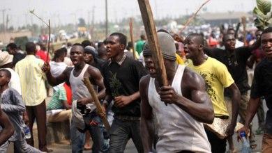 أعمال عنف في نيجيريا