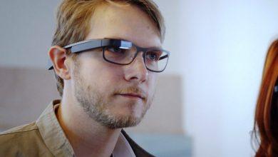 نظارات «غوغل»