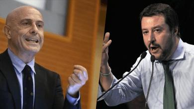 ماتيو سالفيني وماركو مينيتي