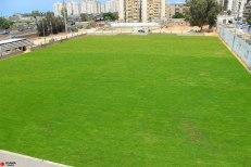 الملعب الليبي يكمل تشعيب ملعبه2