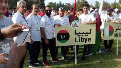 تألق ليبي في دورة الألعاب الإفريقية