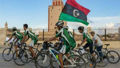 دراجو بنغازي
