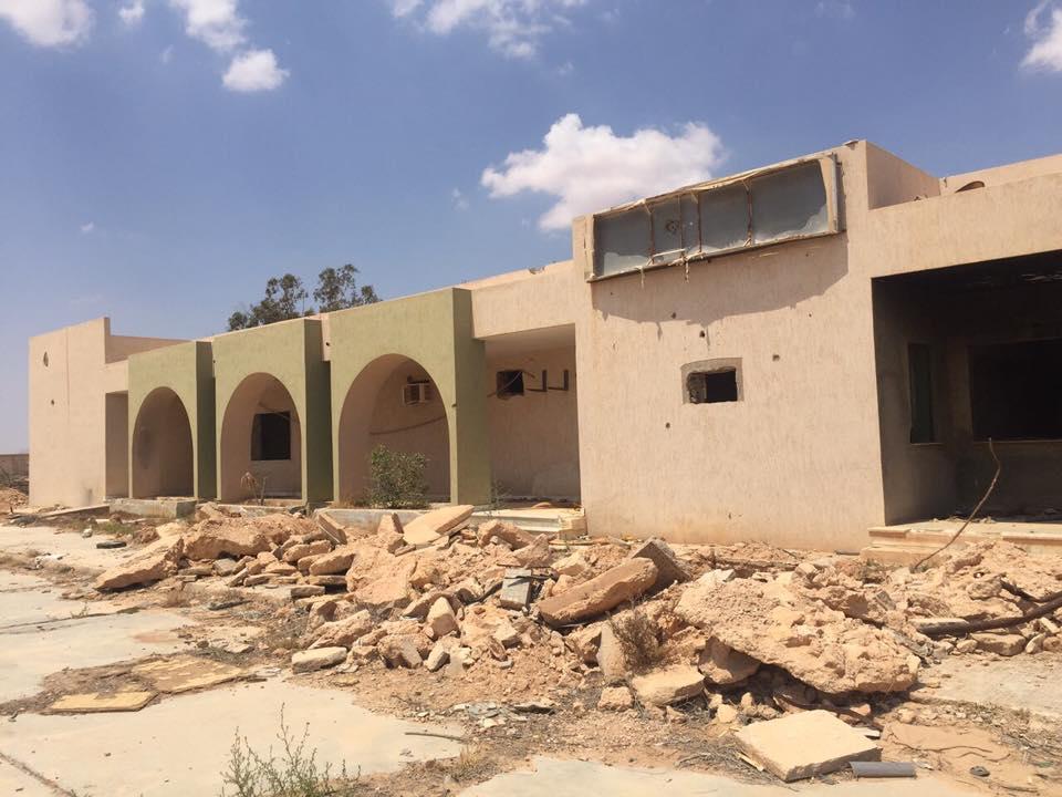 الوفاق تقارير تكشف أضراراً كبيرة في تاورغاء