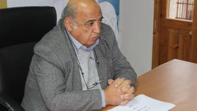 رئيس الهيئة العامة للأوقاف عباس القاضي