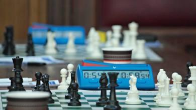 مهرجان حمائم السلام الدولي للشطرنج الكلاسيكي والخاطف