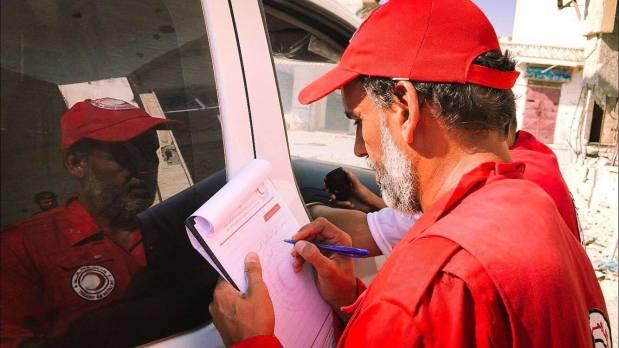 فريق الهلال الأحمر الليبي