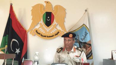 اللواء ناجي المغربي