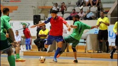 بطولة عمر المختار الثانية لكرة القدم الخماسية