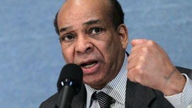 مندوب ليبيا الأسبق لدى الأمم المتحدة، عبدالرحمن شلقم