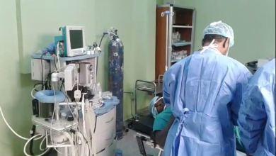 عملية جراحية في مصحة سند بمرزق