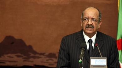 وزير الخارجية الجزائري عبدالقادر مساهل