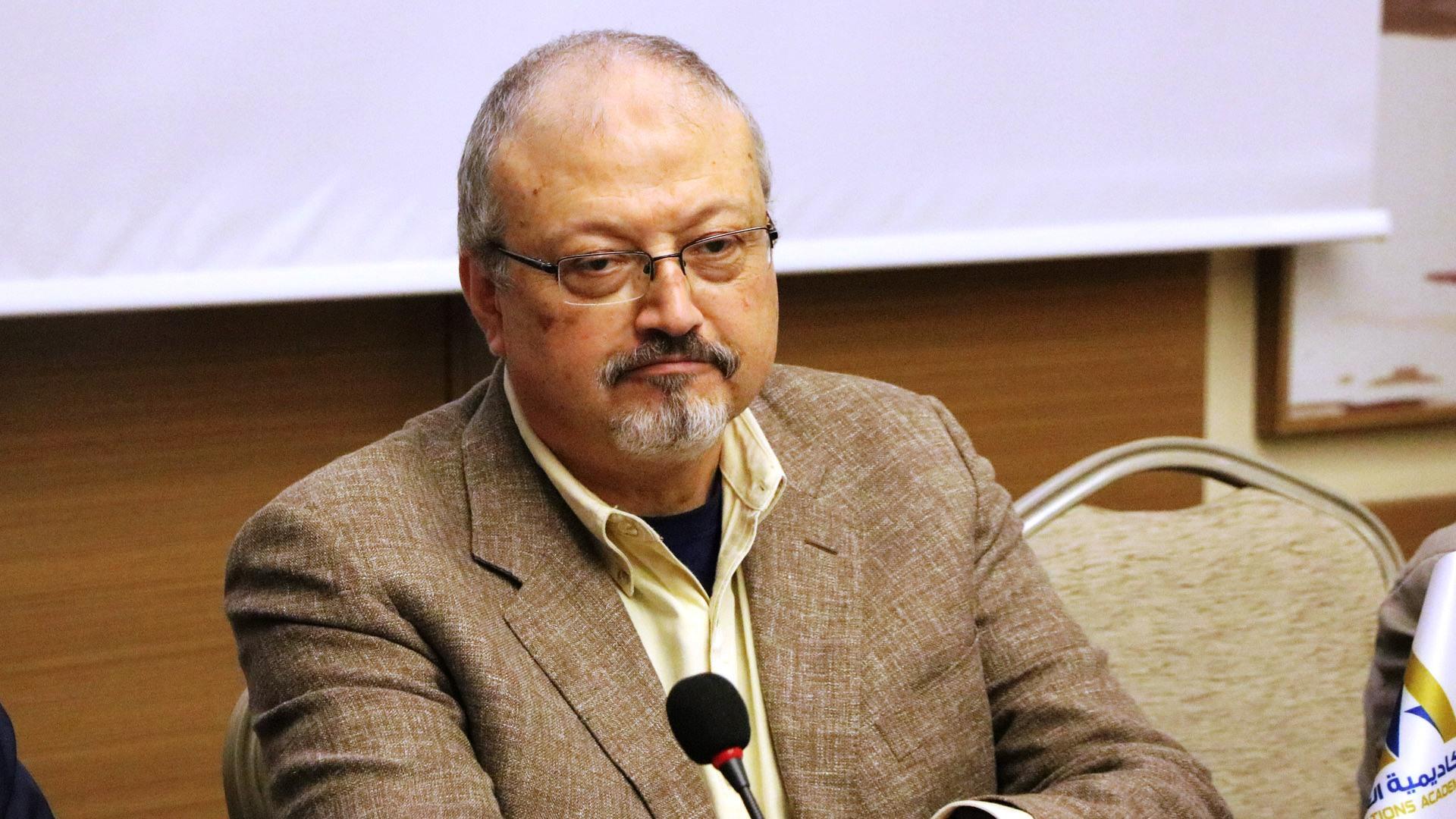 الكاتب الصحفي السعودي جمال خاشقجي